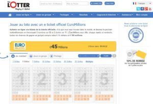 Jouer aux loteries nationales sur TheLotter