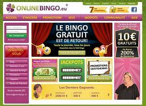 Jeux a gratter sur Online Bingo Grattage