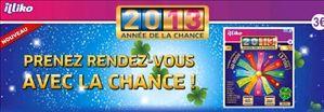 2013 Année de la Chance