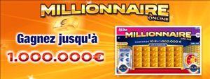 Millionnaire Online sur la FDJ