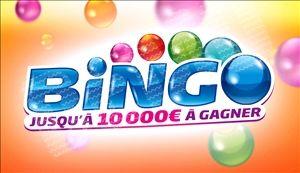 Ticket de grattage Bingo