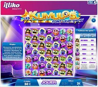 Les Kumulos font leurs shows