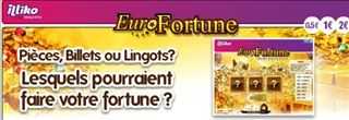 Ticket à gratter Eurofortune
