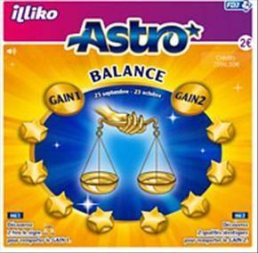 Astro nouveau design