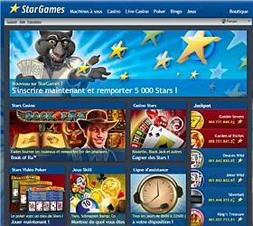 stargames jeux