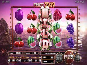 Wild sur la machine à sous Fruit Zen