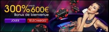 incroyable bonus de casino triomphe