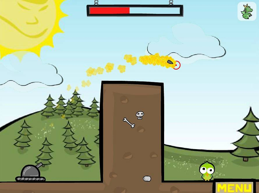 Angry Birds et les Missiles
