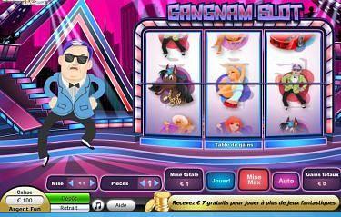 Gangnam Slot