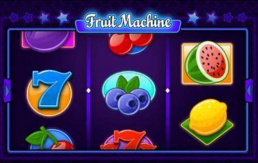 Jeu Fruit Machine version mobile
