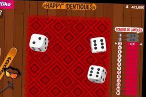 Happy Identiques sur Happy Dés